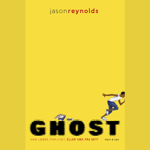 Ghost, Jason Reynolds