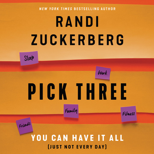 Pick Three, Randi Zuckerberg