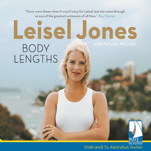 Body Lengths, Leisel Jones, Felicity McLean