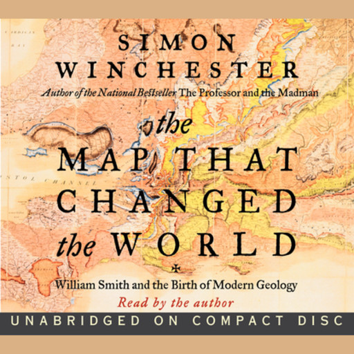 The Map That Changed the World, Simon Winchester
