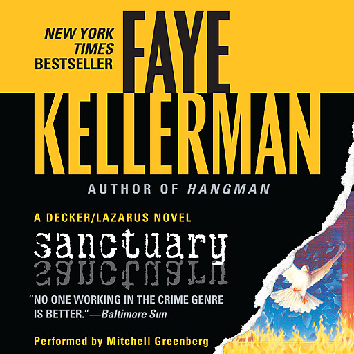 Sanctuary, Faye Kellerman