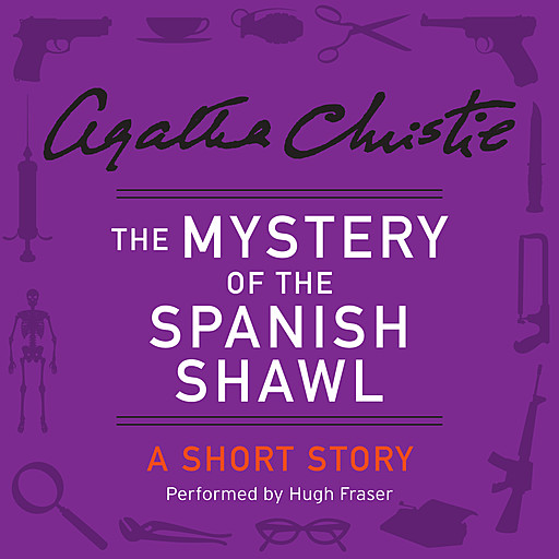 The Mystery of the Spanish Shawl, Agatha Christie