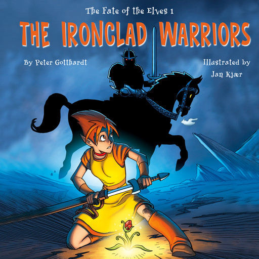 The Fate of the Elves 1: The Ironclad Warriors, Peter Gotthardt