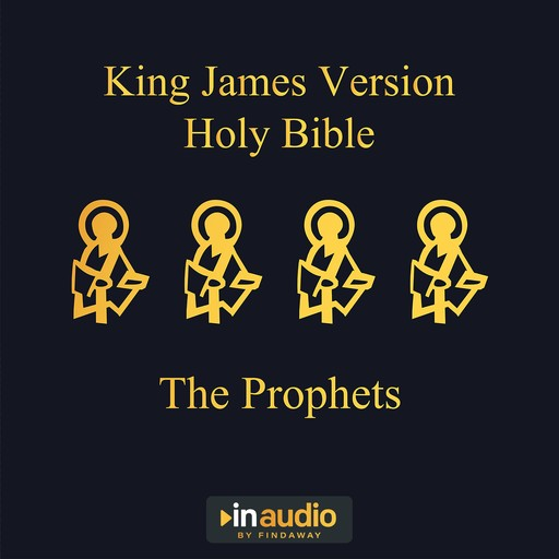 King James Version Holy Bible - The Prophets, Uncredited