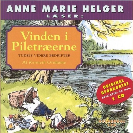 Vinden i Piletræerne 7 -, Kenneth Grahame