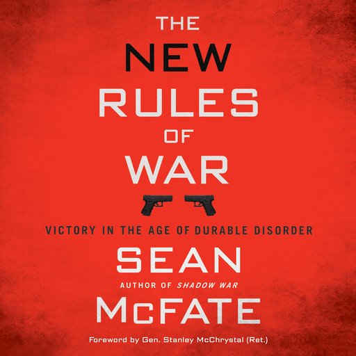 The New Rules of War, Sean McFate