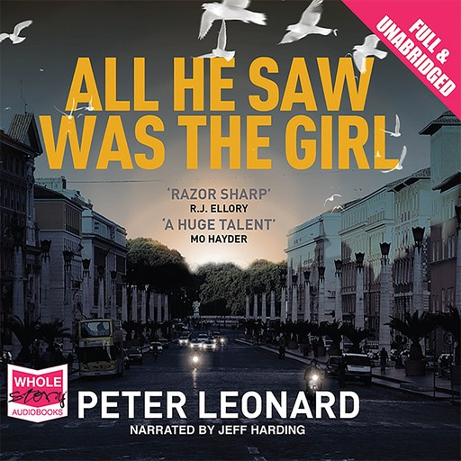 All He Saw Was The Girl, Peter Leonard