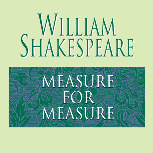 Measure for Measure, William Shakespeare