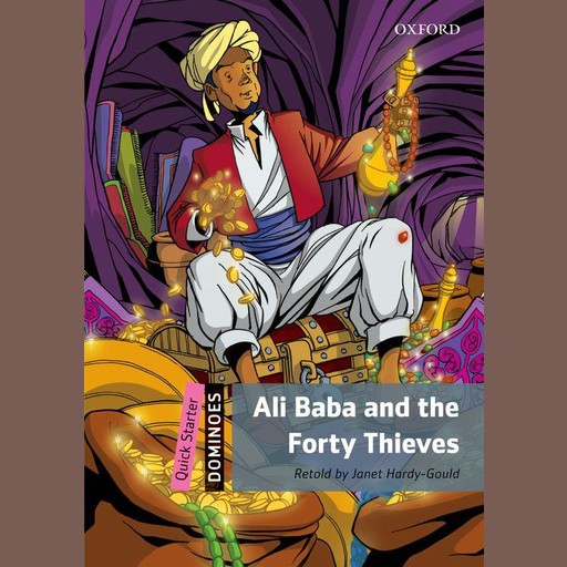 Ali Baba and the Forty Thieves, Janet Hardy-Gould
