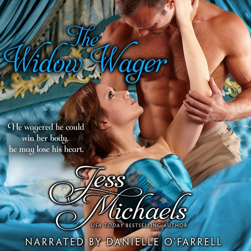 The Widow Wager, Jess Michaels