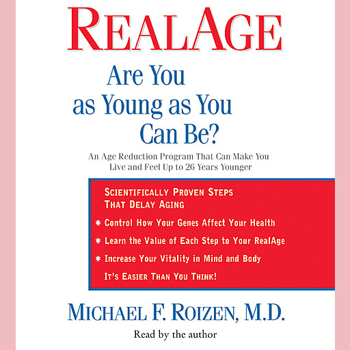 RealAge, Michael F. Roizen