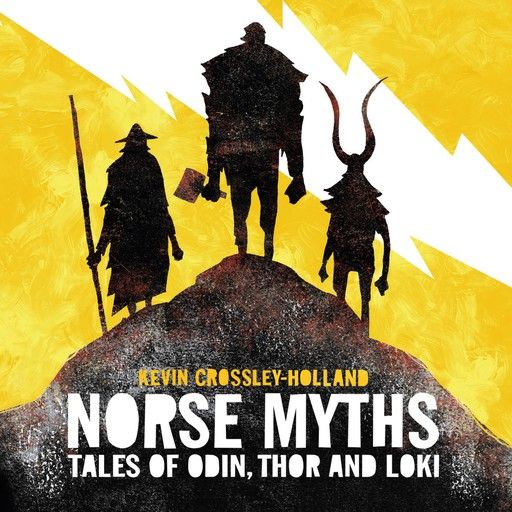 Norse Myths, Kevin Crossley-Holland