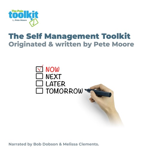 The Self Management Toolkit, Pete Moore