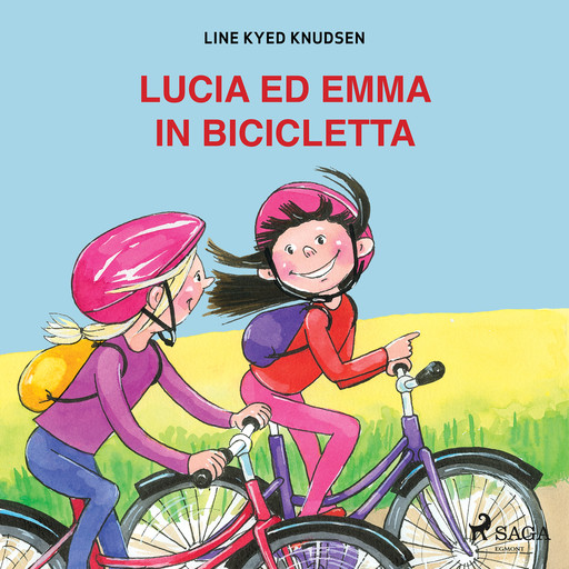 Lucia ed Emma in bicicletta, Line Kyed Knudsen