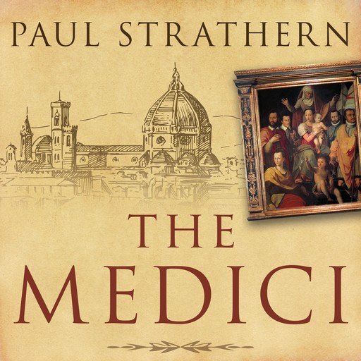 The Medici, Paul Strathern