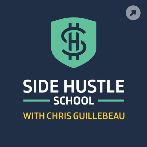 #893 - Millennial Invests Side Income For Passive Profits, Chris Guillebeau, Onward Project, Panoply