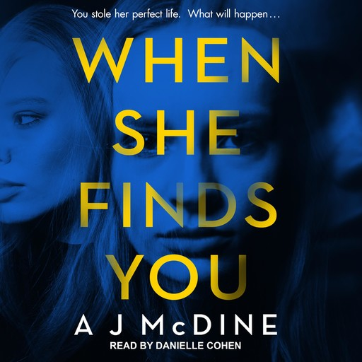 When She Finds You, A.J. McDine