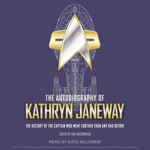 The Autobiography of Kathryn Janeway, Una McCormack