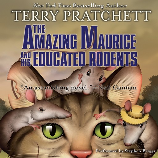 The Amazing Maurice and His Educated Rodents, Terry David John Pratchett