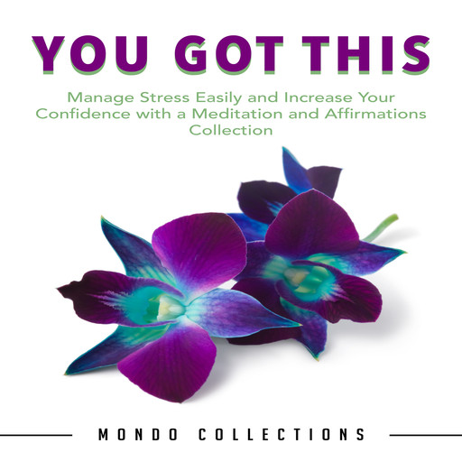 You Got This: Manage Stress Easily and Increase Your Confidence with a Meditation and Affirmations Collection, Mondo Collections