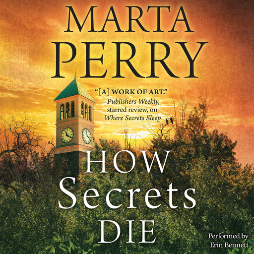 How Secrets Die, Marta Perry