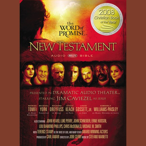 The Word of Promise Audio Bible - New King James Version, NKJV: New Testament, Thomas Nelson
