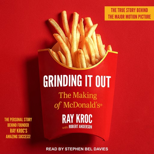 Grinding It Out, Robert Anderson, Ray Kroc
