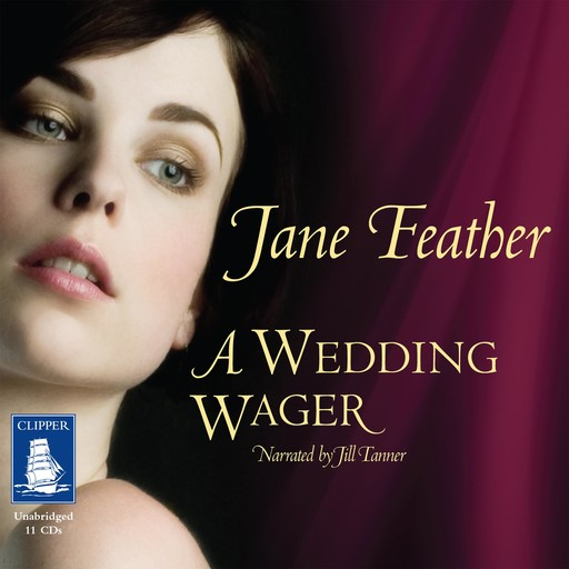 A Wedding Wager, Jane Feather