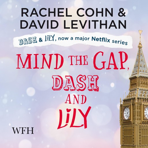 Mind the Gap, Dash & Lily, David Levithan, Rachel Cohn
