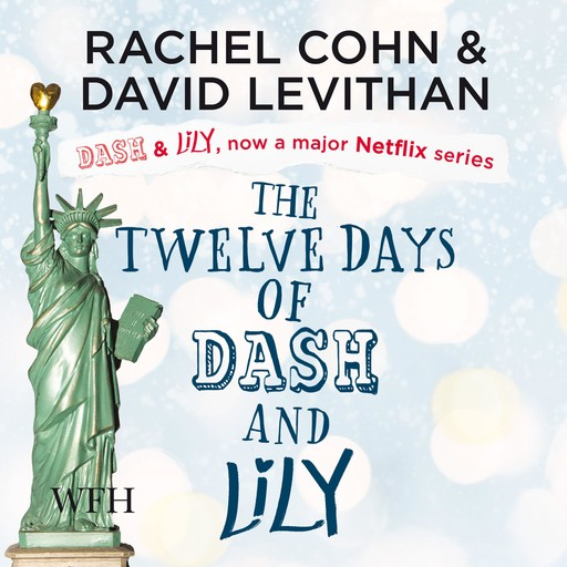 The Twelve Days of Dash & Lily, David Levithan, Rachel Cohn