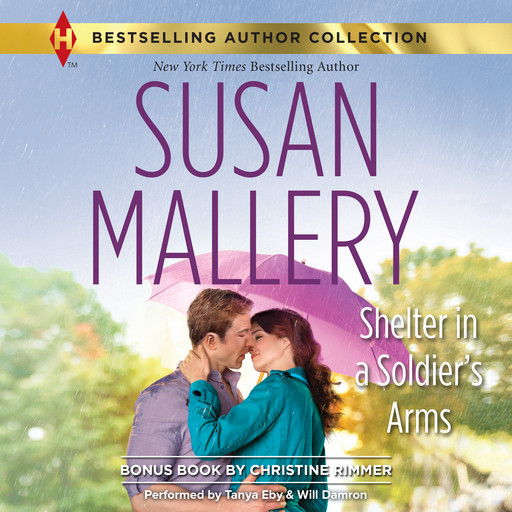 SHELTER IN A SOLDIER'S ARMS, Christine Rimmer, Susan Mallery