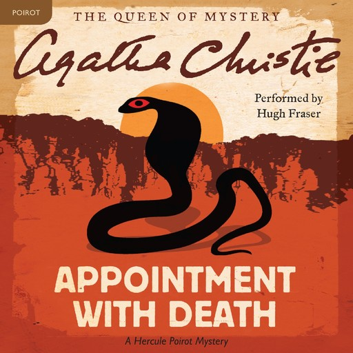 Appointment with Death, Agatha Christie