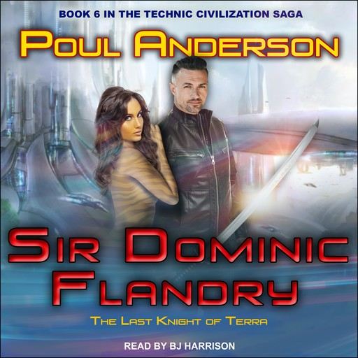 Sir Dominic Flandry, Poul Anderson