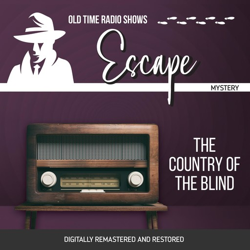 Escape: The Country of the Blind, Les Crutchfield, John Dunkel