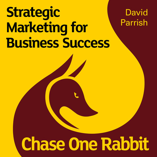 Chase One Rabbit: Strategic Marketing for Business Success: 63 Tips, Techniques and Tales for Creative Entrepreneurs, David Parrish