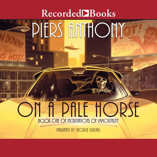 On a Pale Horse, Piers Anthony