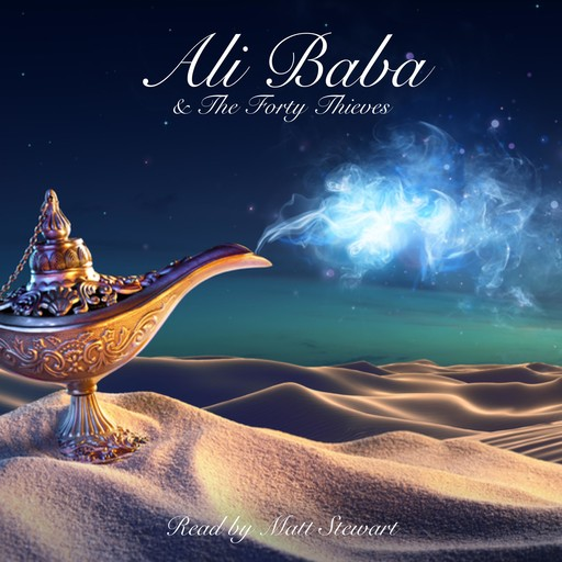 Ali Baba & the Forty Thieves, Andrew Lang