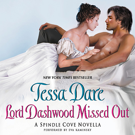 Lord Dashwood Missed Out, Tessa Dare