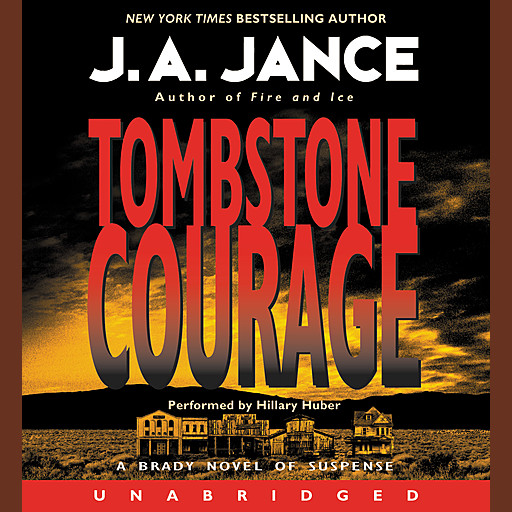 Tombstone Courage, J.A.Jance