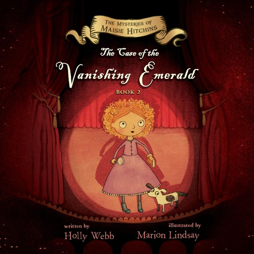 The Case of the Vanishing Emerald, Holly Webb