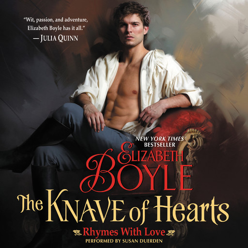 The Knave of Hearts, Elizabeth Boyle