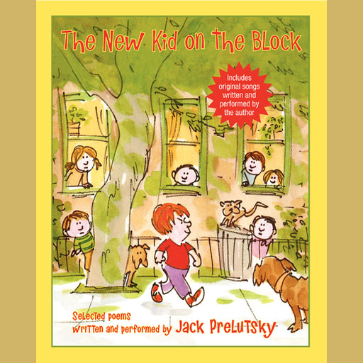 The New Kid on the Block, Jack Prelutsky