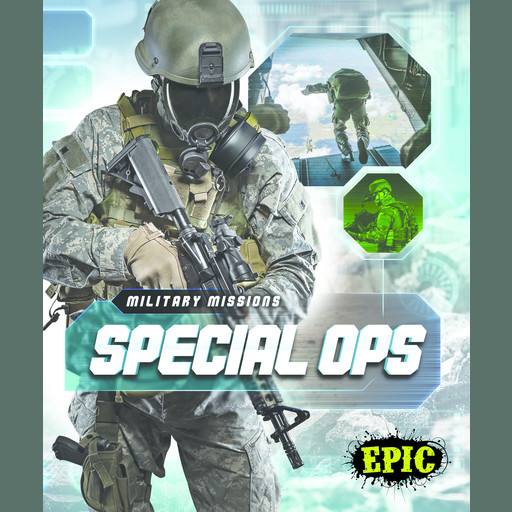 Special Ops, Nel Yomtov