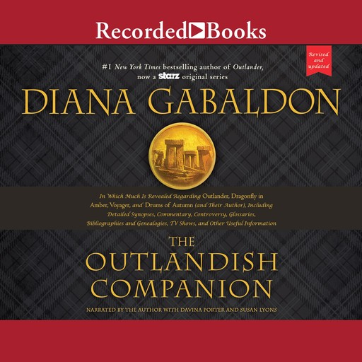 The Outlandish Companion (Revised and Updated), Diana Gabaldon