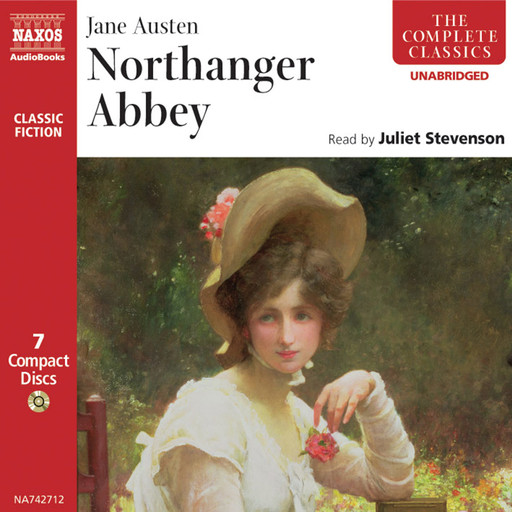 Northanger Abbey (unabridged), Jane Austen