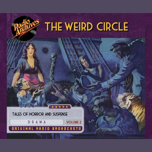 The Weird Circle, Volume 2, Various, Ziv Productions
