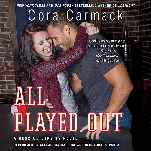 All Played Out, Cora Carmack