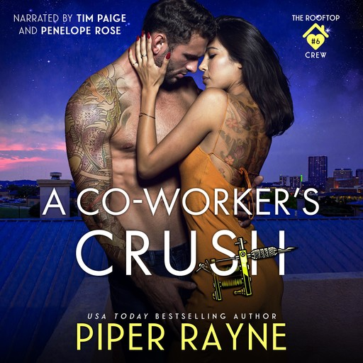 A Co-Worker's Crush, Piper Rayne