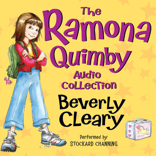 The Ramona Quimby Audio Collection, Beverly Cleary