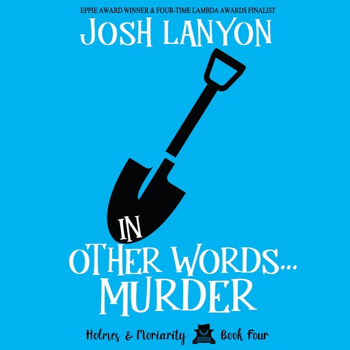 In Other Words...Murder, Josh Lanyon